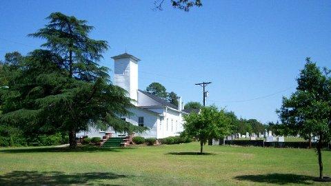 Carolina Presbyterian Church Cemetery