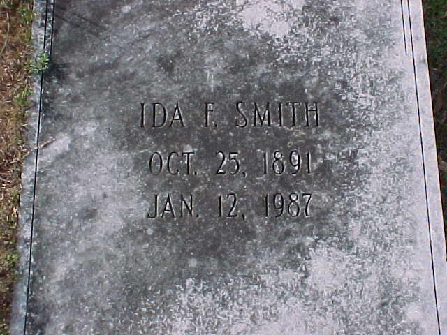 Ida Hinton <i>Finney</i> Smith