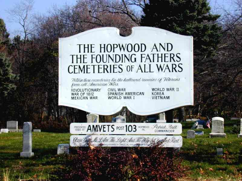Hopwood Cemetery