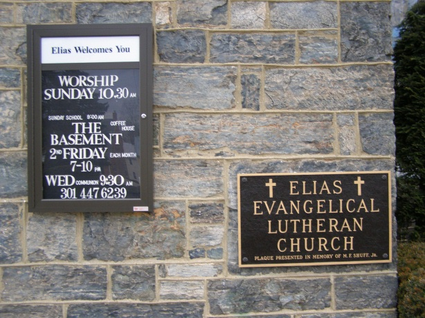 Elias Evangelical Lutheran Church Cemetery