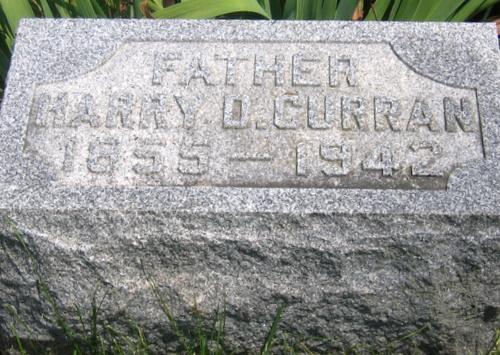 Harry Dwight Curran