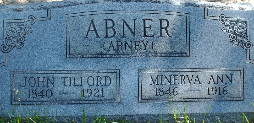 Minerva Ann <i>Hatton</i> Abner