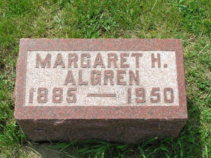 Margaret H. <i>Welsh</i> Algren