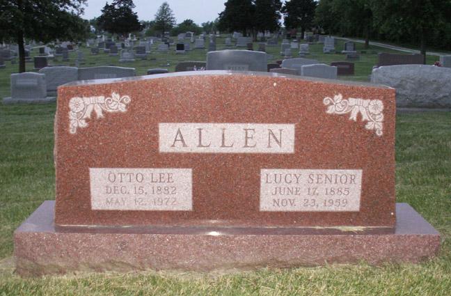 Otto Lee Allen