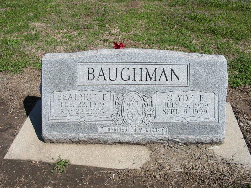 Beatrice E. Baughman