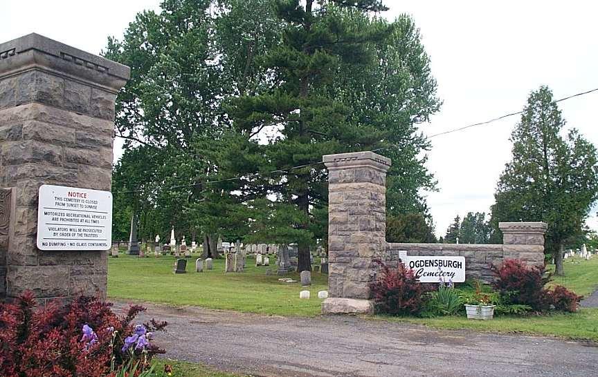 Ogdensburg Cemetery