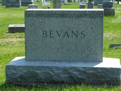 Charles J Bevans