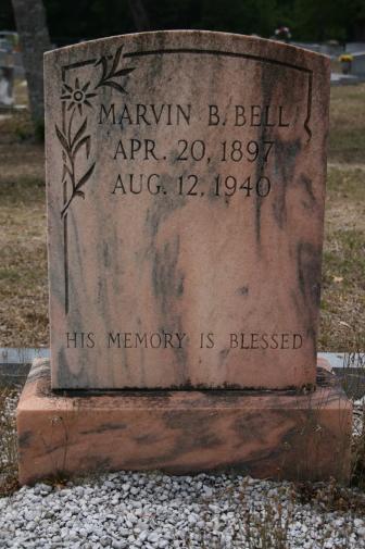 Marvin Barnard Bell