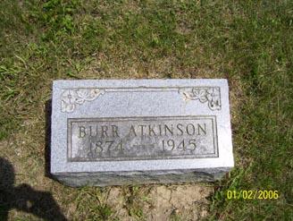 Burr Atkinson