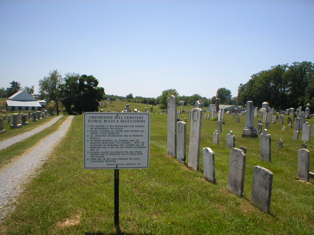 Grindstone Hill Cemetery