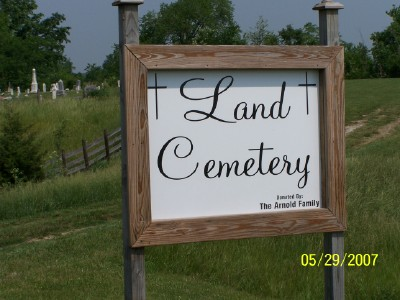 Land Cemetery