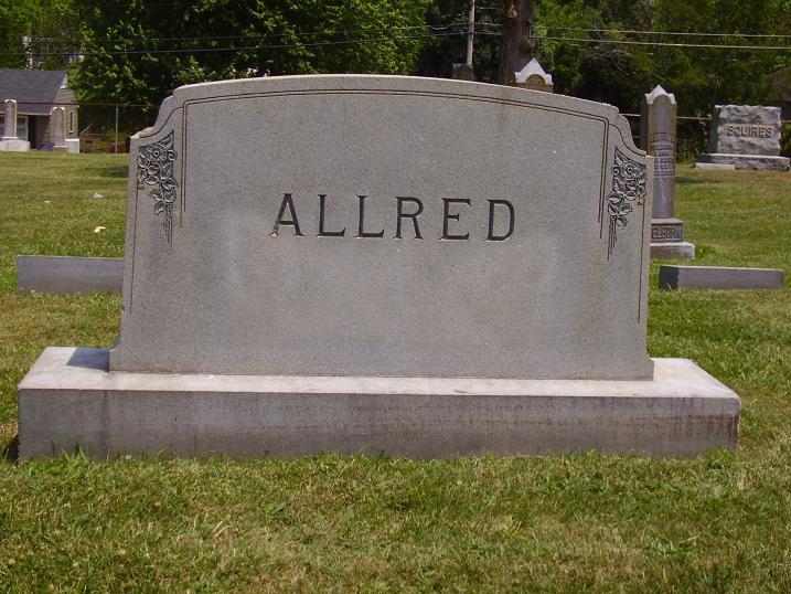 Mary <i>Rigler</i> Allred