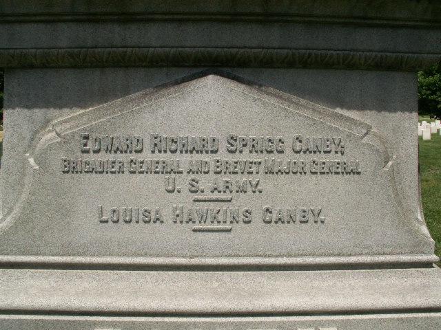 Louisa <i>Hawkins</i> Canby