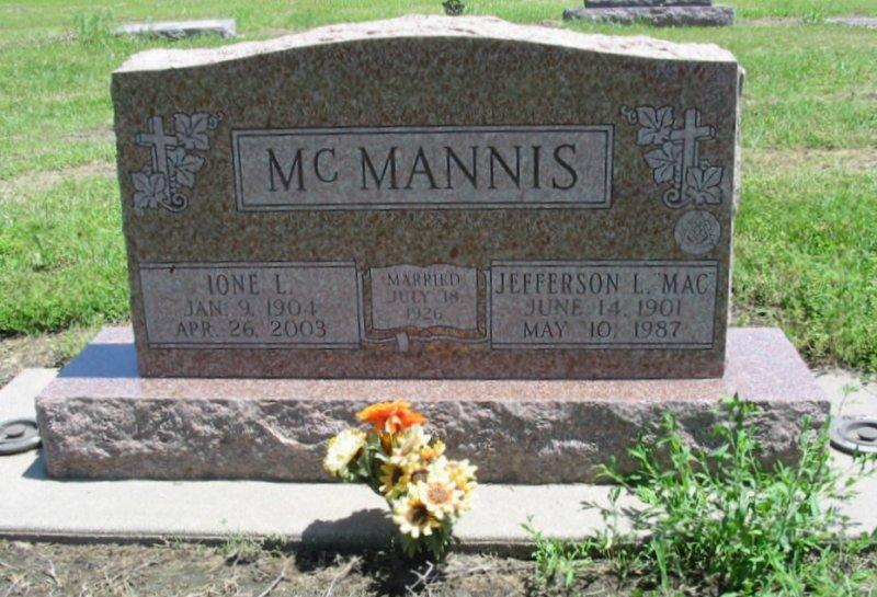 Jefferson L. Mac McMannis