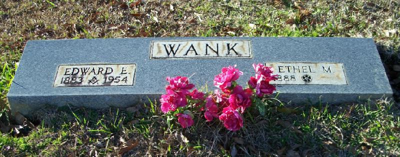 Cora Ethel <i>Maynor</i> Wank