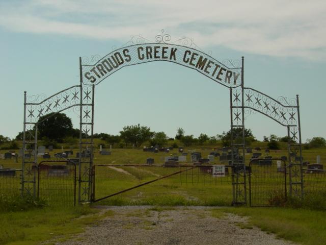 Strouds Creek Cemetery
