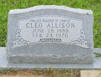 Atilla Cleo <i>Thompson</i> Allison