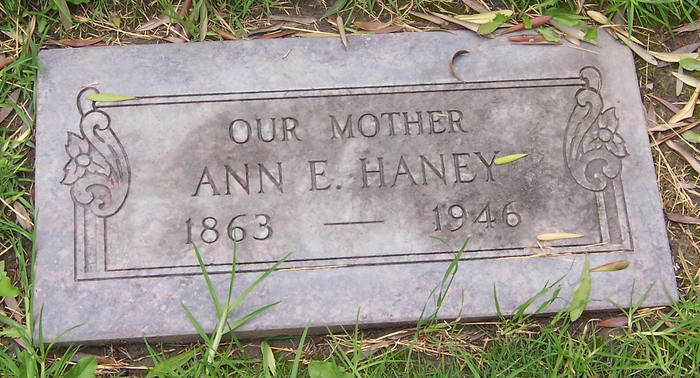 Ann E. Haney