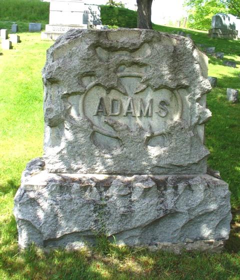Alice S <i>Bailey</i> Adams