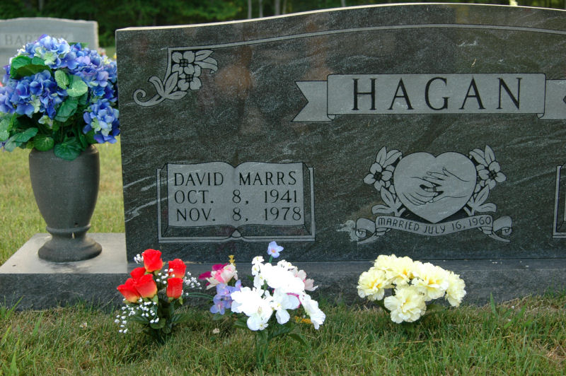 David Marrs Hagan