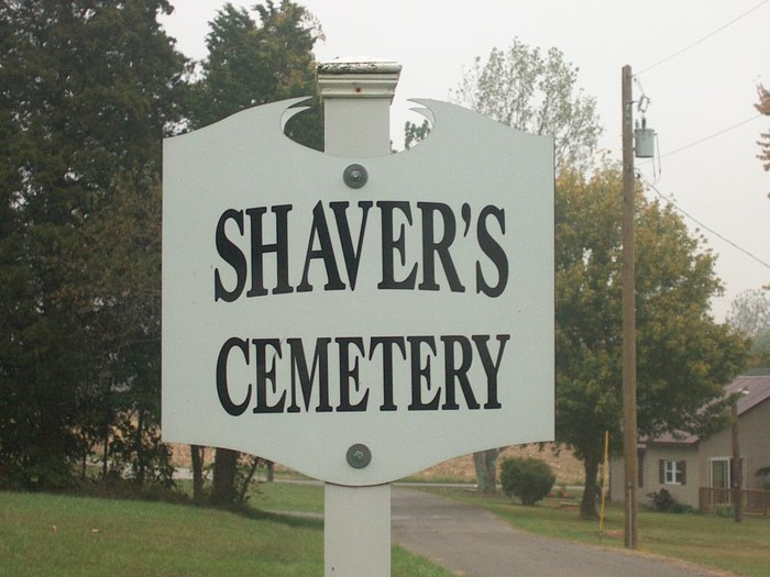 Shavers Cemetery