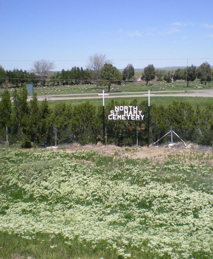 Saint Marys North Cemetery