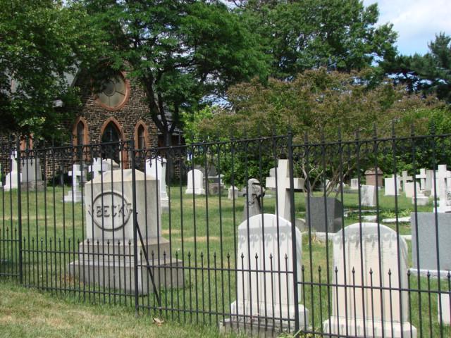 Saint Johns Episcopal Cemetery