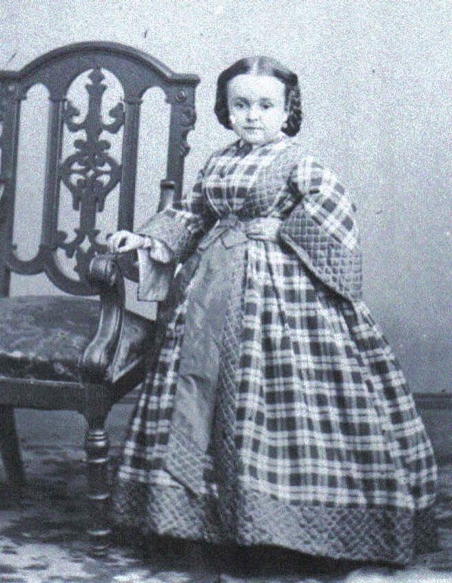 Mercy Lavinia <i>Bump</i> Warren