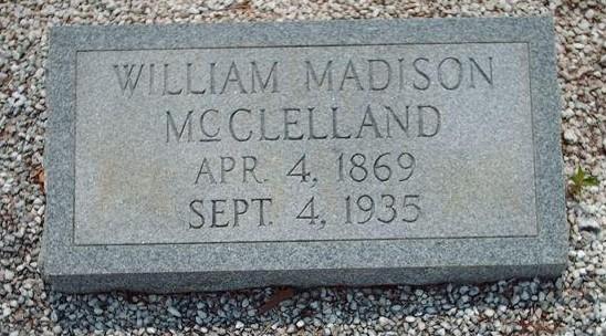 William Madison McClelland