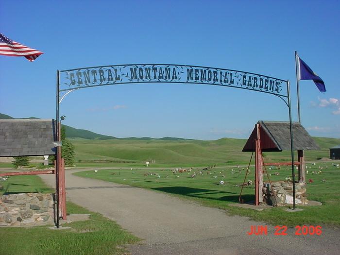 Central Montana Memorial Gardens