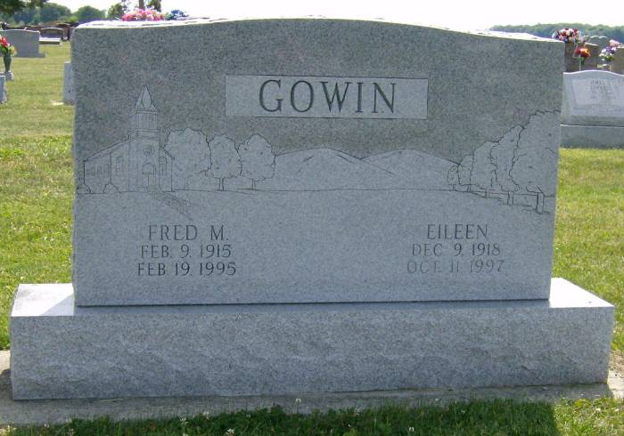 Fred Matthew Gowin