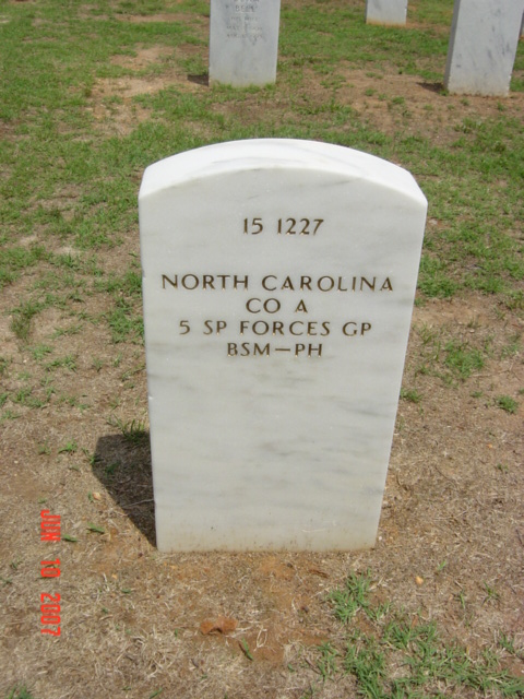 SFC William Maud Bryant