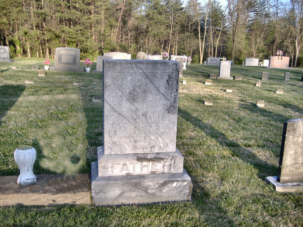 Pvt John H. Abee