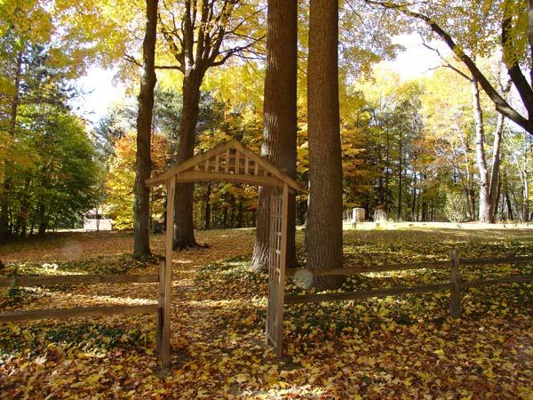 Warner Camp Cemetery