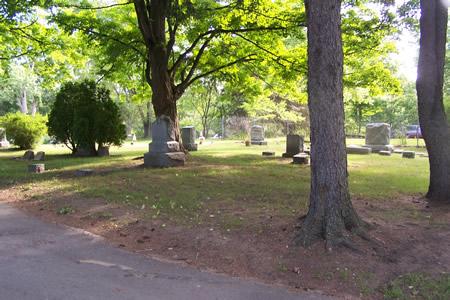 Saint Patrick Calvary Cemetery