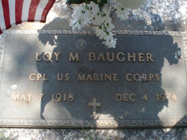 Loy Maxine Baugher
