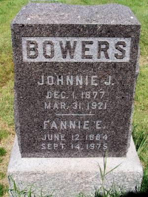Johnnie J. Bowers