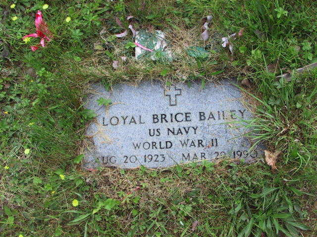 Loyal Brice Bailey