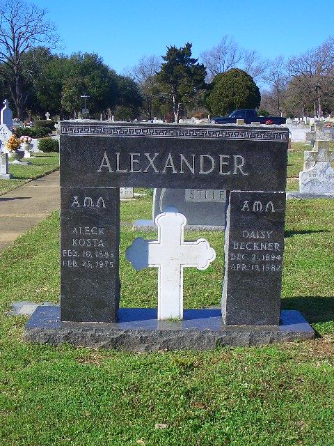 Aleck Kosta Alexander