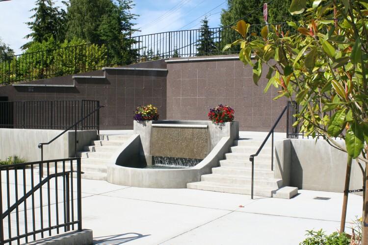 Edmonds Memorial Cemetery