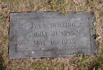 Iva <i>Baker</i> Skilling