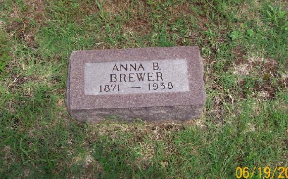 Anna B Brewer
