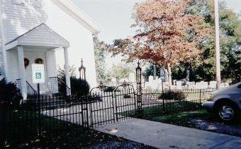 Pleasant Hill United Methodist Cemetery