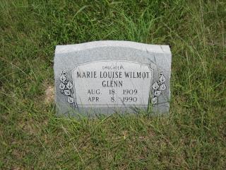 Marie Louise Wilmot Glenn