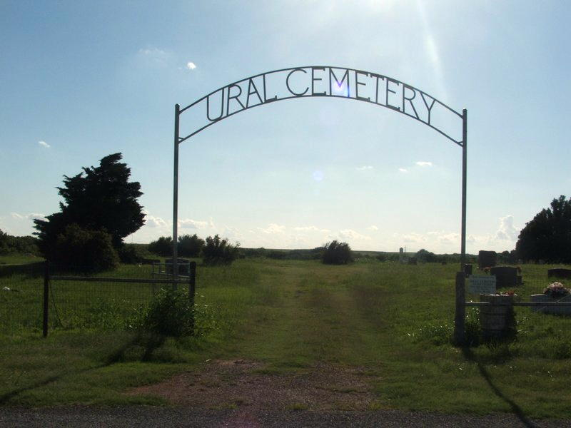 Ural Cemetery