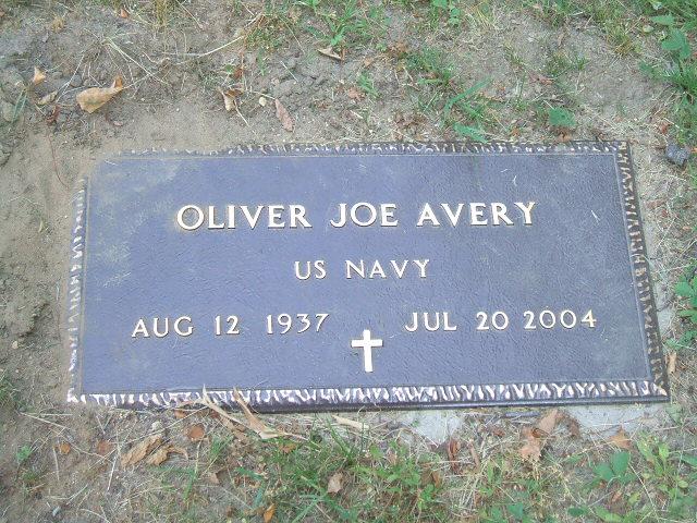 Oliver Joe Avery