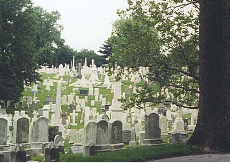 Green Mount Cemetery