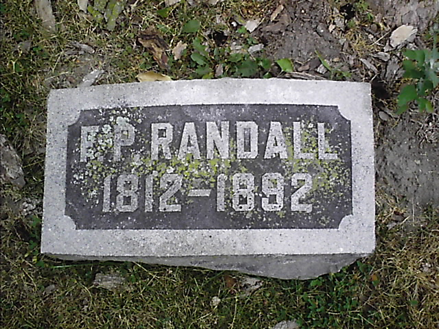 Franklin Peleg Randall