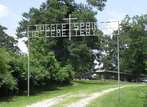 Tuggle Springs Cemetery