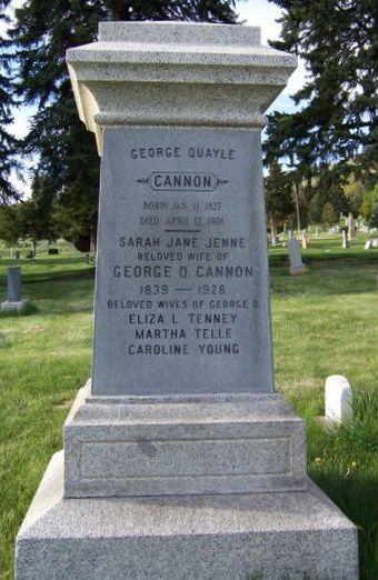 Caroline Partridge <i>Young</i> Cannon